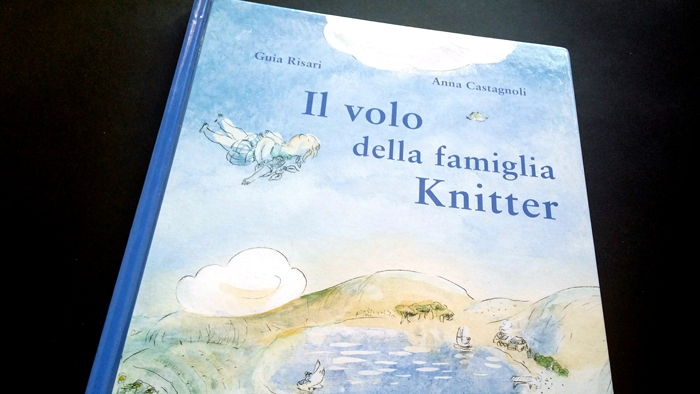 Il volo della famiglia Knitter copertina