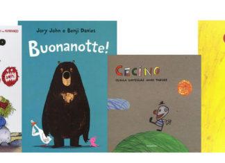 4 libri per bambini divertenti e umoristici