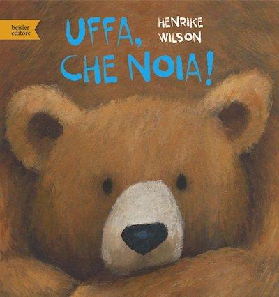 copertina di Uffa, che noia!