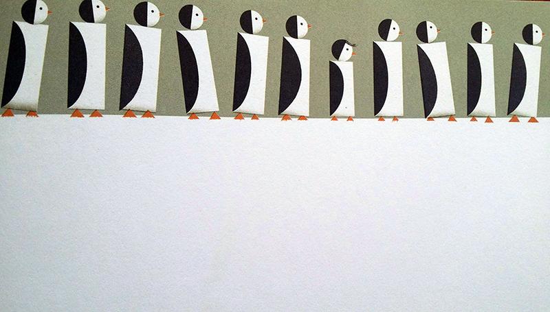 pagine interne de Il pinguino che aveva freddo