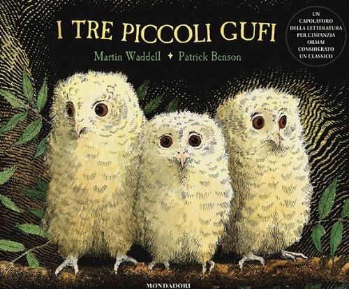 copertina de I tre piccoli gufi