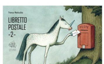 Libretto postale 2, copertina