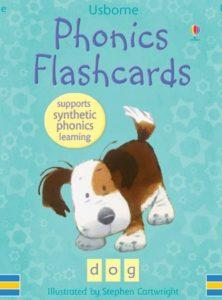 phonics flashcard