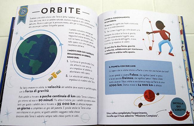 interno di Apprendista Astronauta