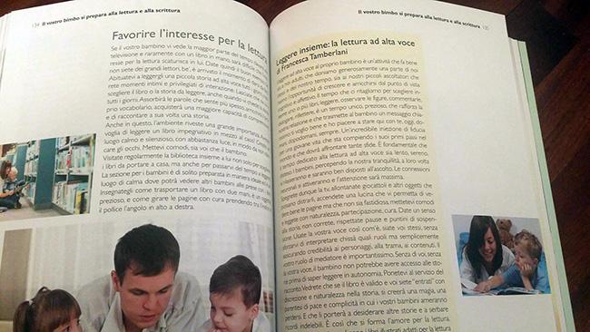 le pagine sulla lettura a cura di Francesca Tamberlani