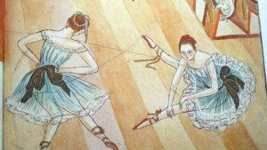le ballerine di Degas