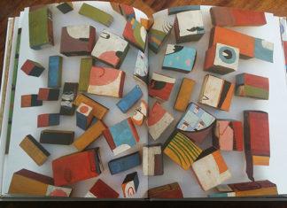 le tante scatoline di cui è composto il libro
