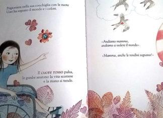 illustrazione interna di Mamma, anche le rondini sognano?