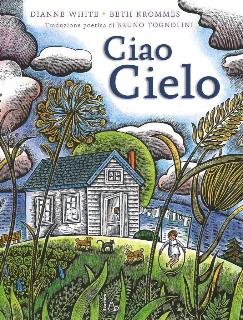 copertina di Ciao Cielo