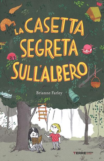 copertina di La casetta segreta sull'albero
