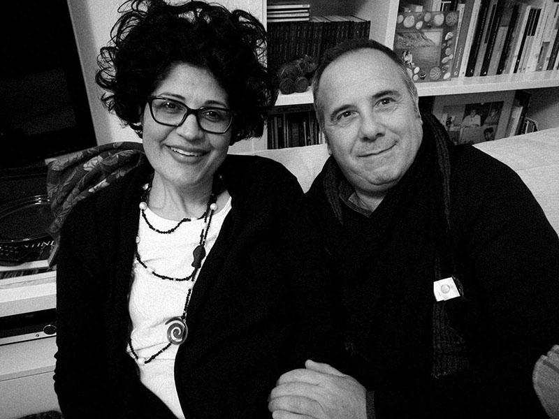 Daniela Valente e Ilario Giuliano