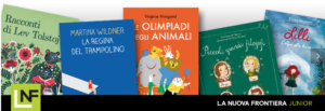 La Nuova Frontiera Junior-libri