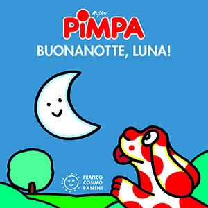 Pimpa Buonanotte Luna