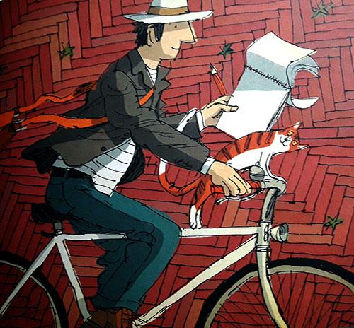 Venezia in bicicletta