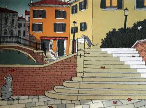 Venezia_David Pintor-Kalandraka