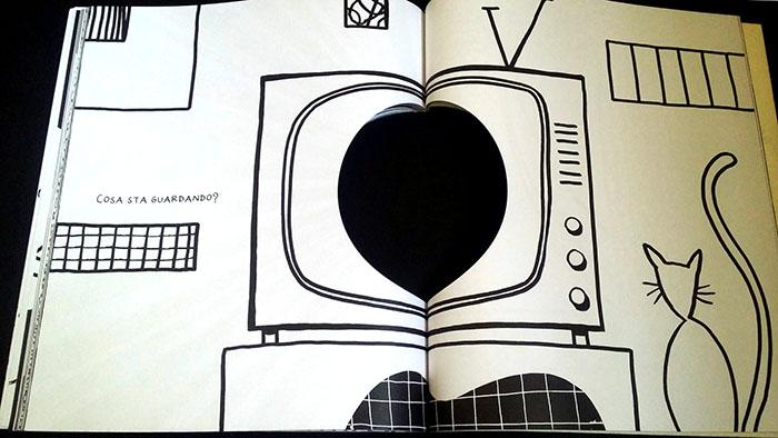 il buco è la televisione