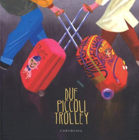 Due piccoli Trolley, libro di conc