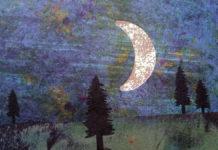 Luna in evidenza