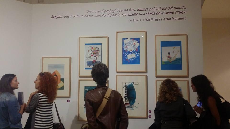 Libri senza parole_Destinazione Lampedusa 4