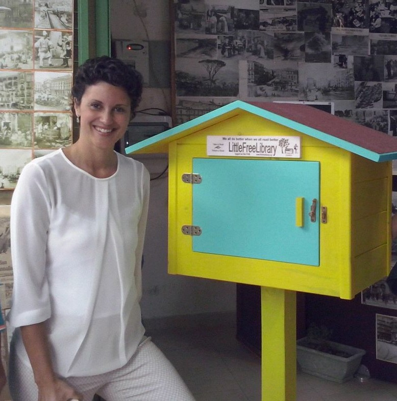 Little Free Library di Paola Bisconti