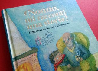 copertina di Nonno mi racconti una storia