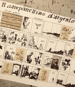 Il campanellino d-argento_storyboard