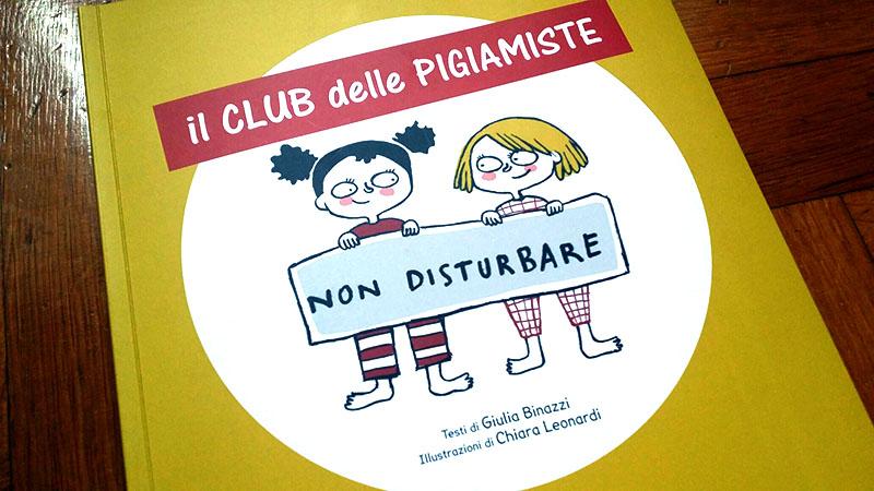 Copertina del libro Il Club delle pigiamiste