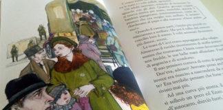 Il violino di Auschwitz, illustrazioni di CInzia Ghigliano