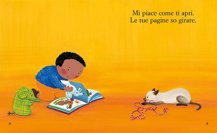"""interni del libro """"Libro!"""" Interlinea Edizioni"""