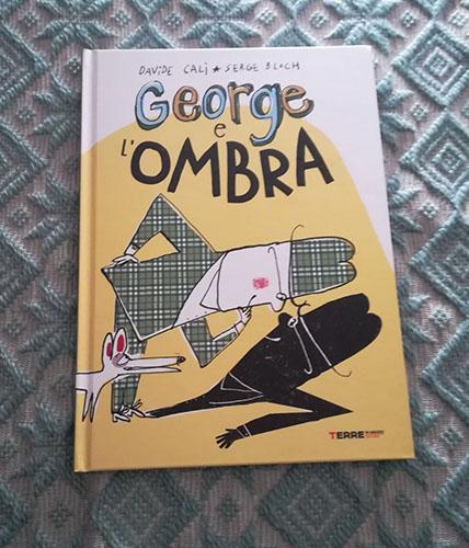 copertina di George e l'ombra