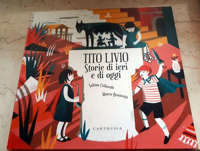 Tito Livio- Storie di ieri e di oggi_cover