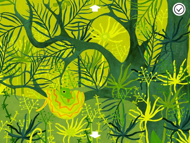 giungla UNDERLEAVES