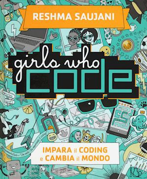 copertina del libro Girls who Code