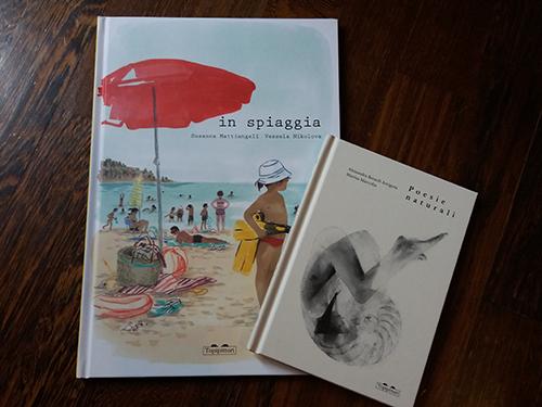 In spiaggia e Poesie naturali