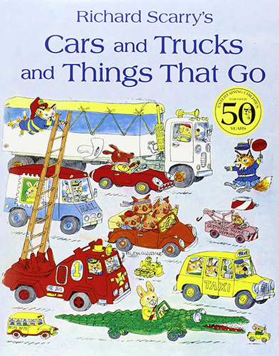 RichardScarry-cars