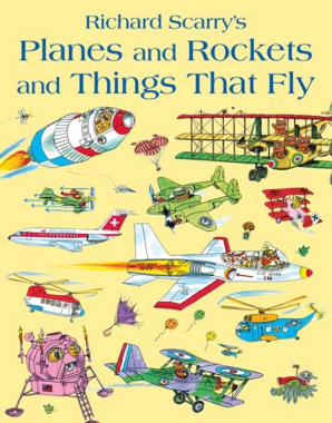 Richard Scarry planes
