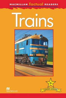 Trains-factual readers-cover