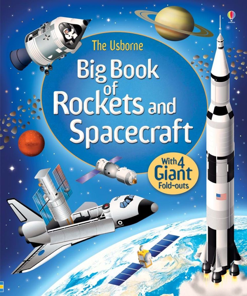 Usborne-BigBook Of Rockets-cover