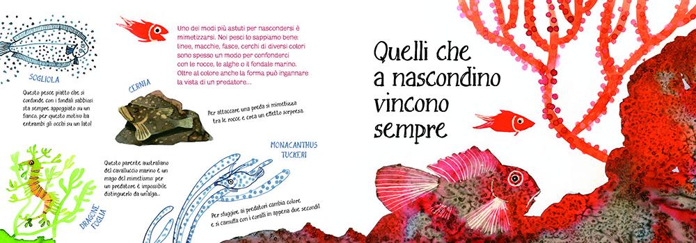 I pesci, libro di Lucia Scuderi