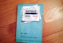 Piccolo manuale dei grandi sbagli, copertina