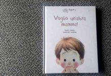 copertina del libro Voglio un'altra mamma