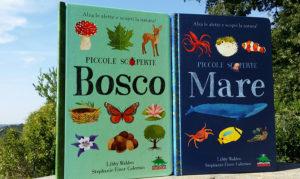 libri Bosco e Mare