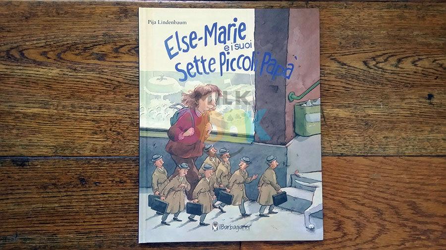Else Marie e i suoi sette piccoli papa_copertina
