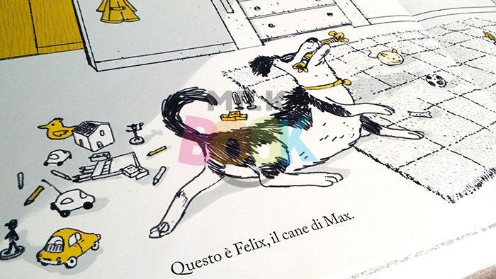il cane Felix