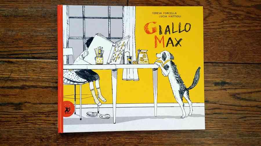 copertina di Giallo Max