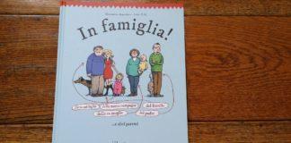 copertina di In famiglia