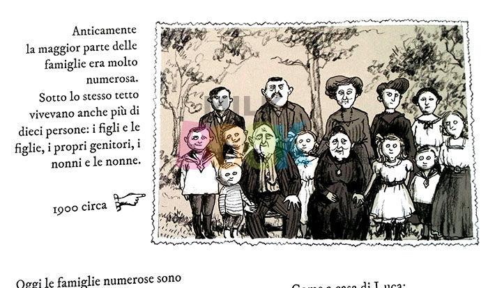 Estratto dal libro In famiglia!
