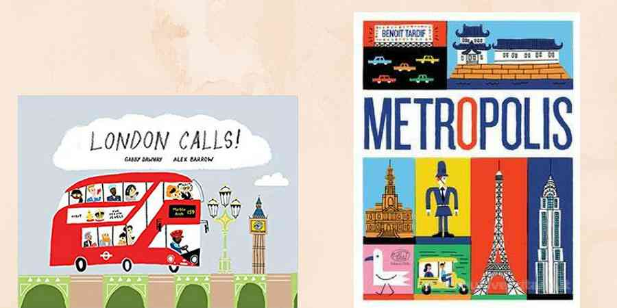 London Calls e Metropolis