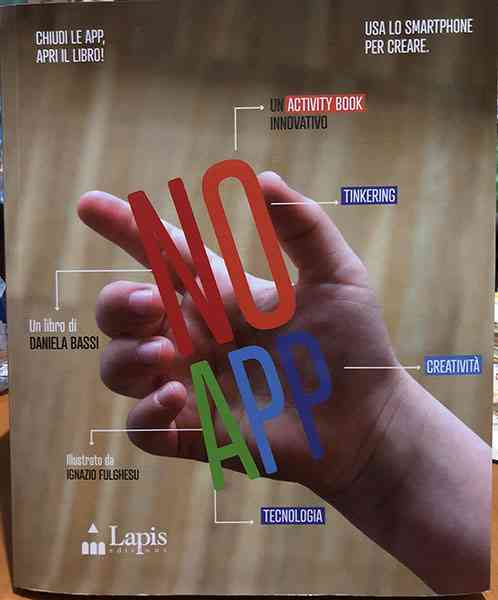 copertina del libro No App