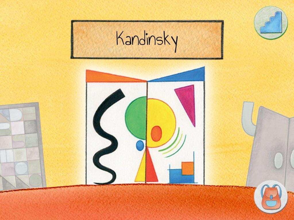 la stanza di Kandinsky